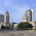 stock-photo-51840208-downtown-fort-wayne