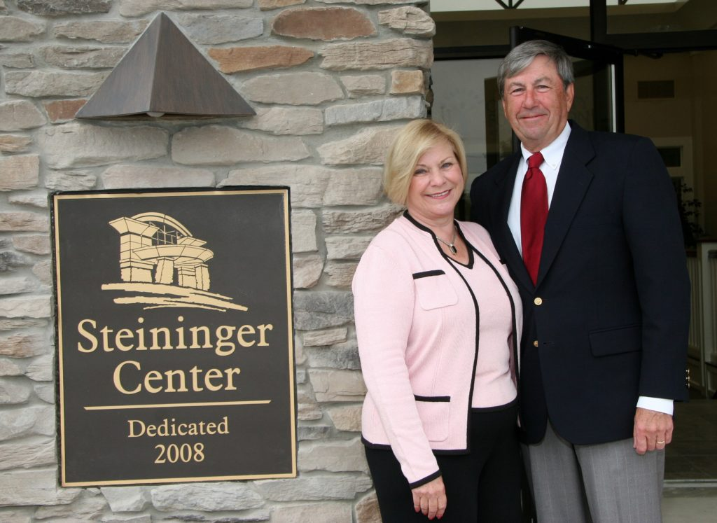 Don and Kathy Steininger Close Up