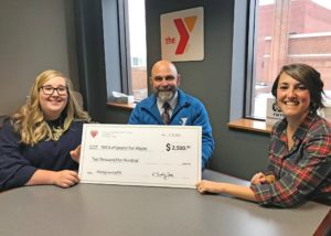 Giving Tuesday - YMCA 2018