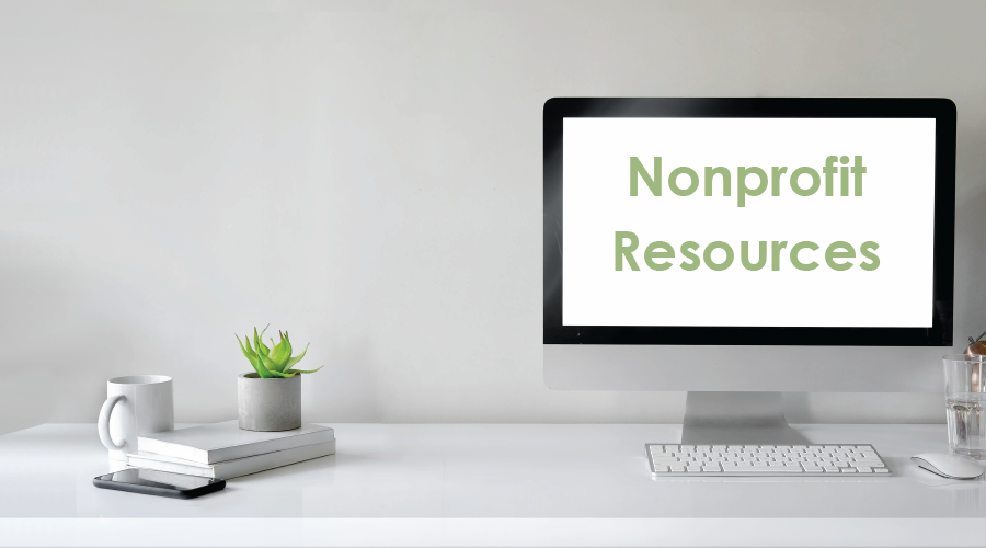 Nonprofit Resources at CFGFW